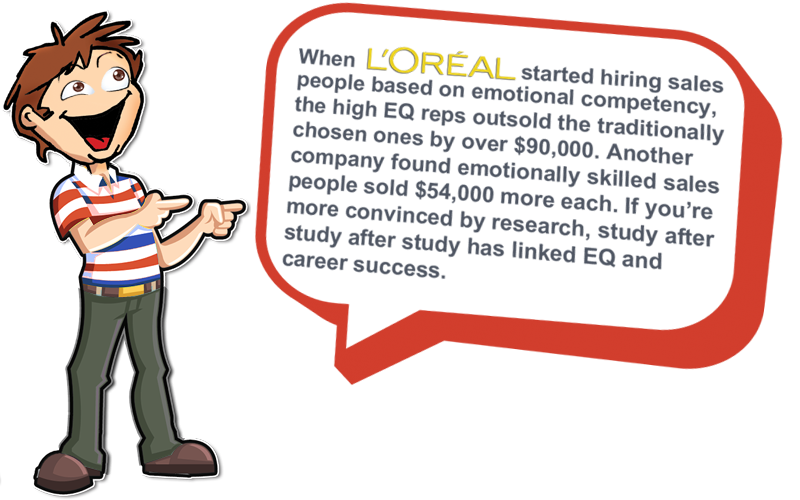 png freeuse download Emotional intelligence cyber school. Intelligent clipart successful student