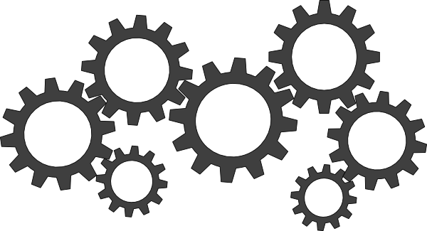 png PNG HD Gears Cogs Transparent HD Gears Cogs
