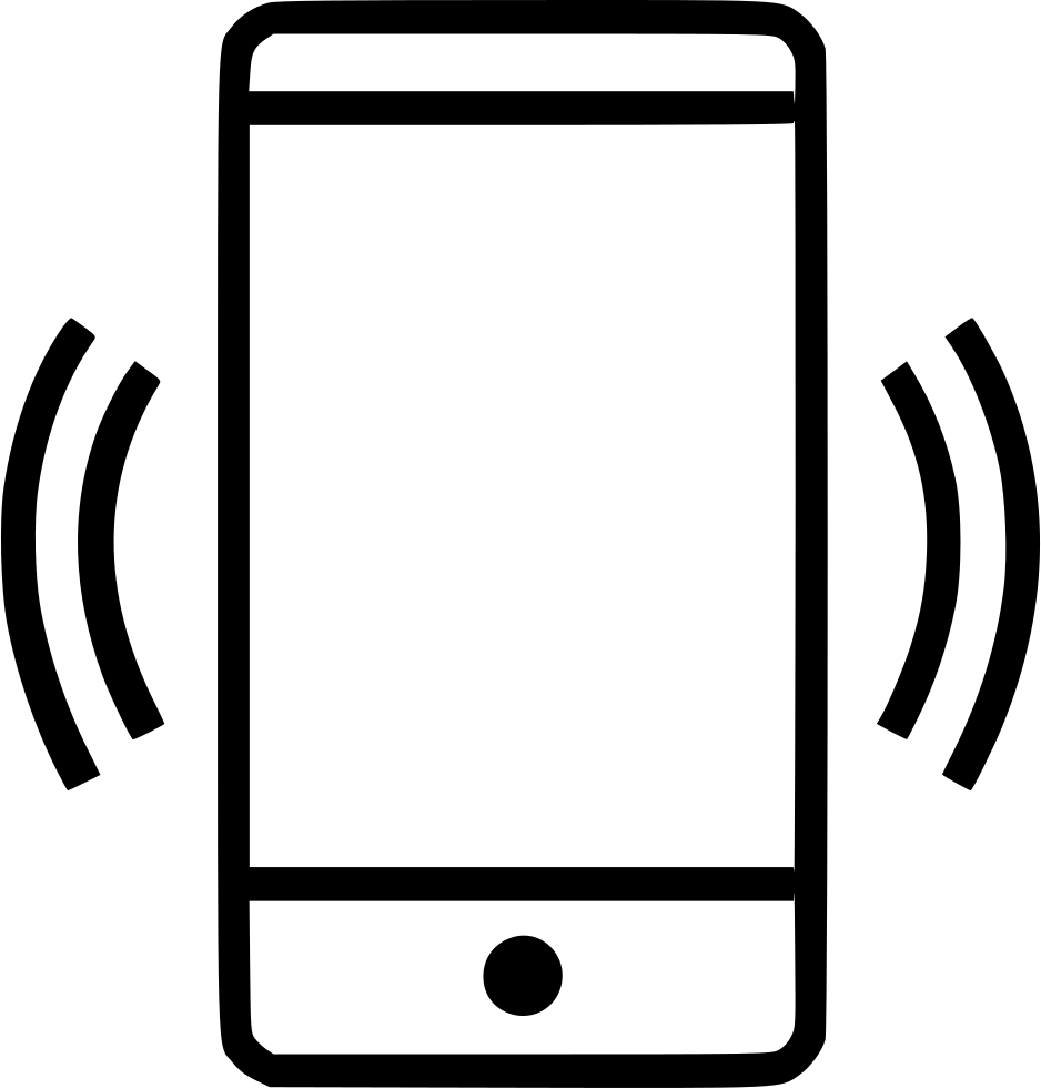 banner royalty free library Cell Phone Connected Wifi Connection Svg Png Icon Free Download