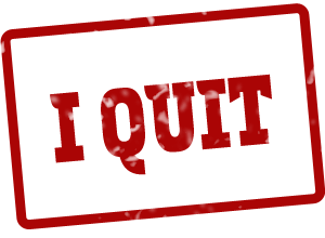 graphic royalty free download Quitting because of working. Intolerable acts clipart.