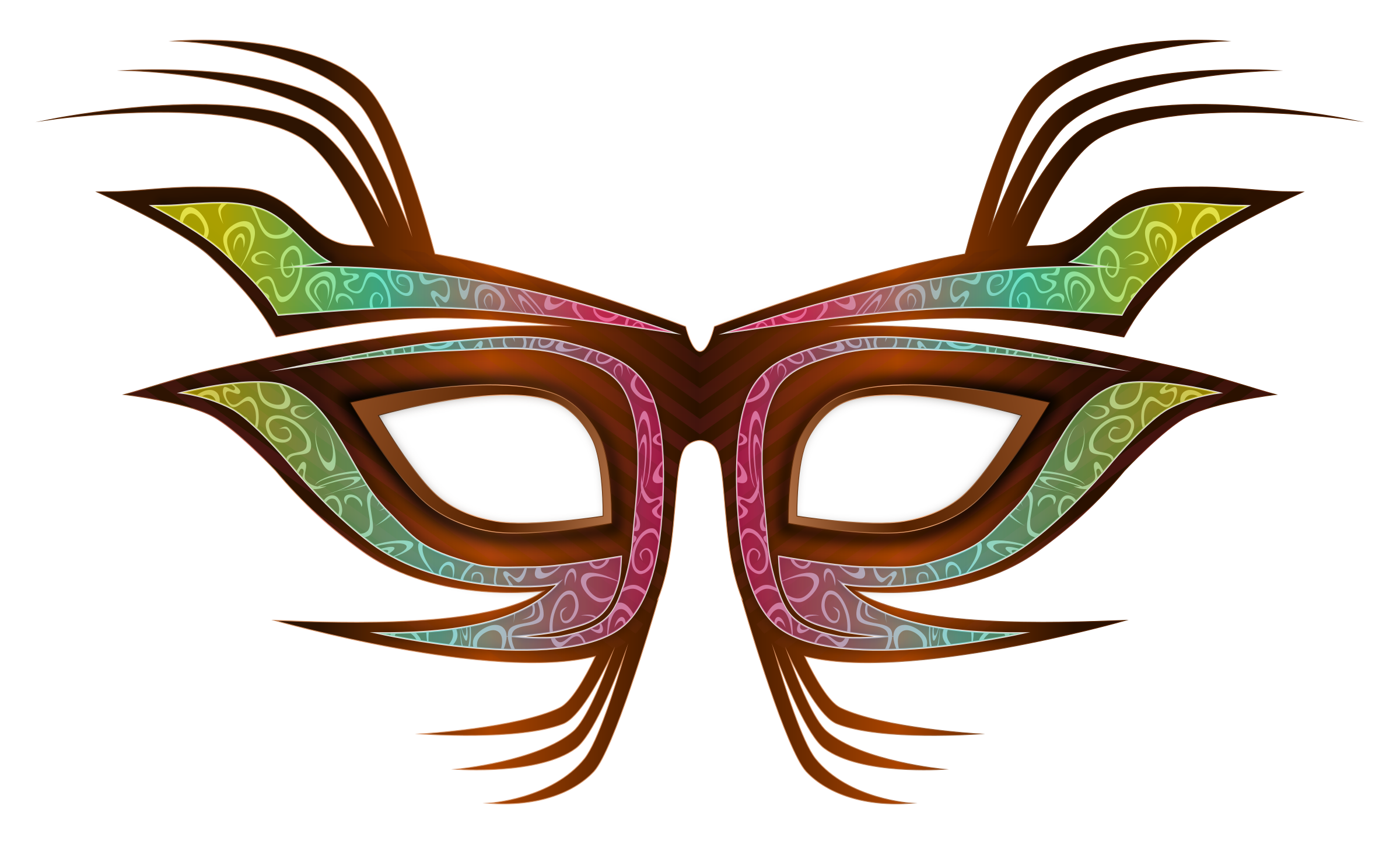clipart royalty free library Pin by amy on. Masquerade clipart masquerade invitation.