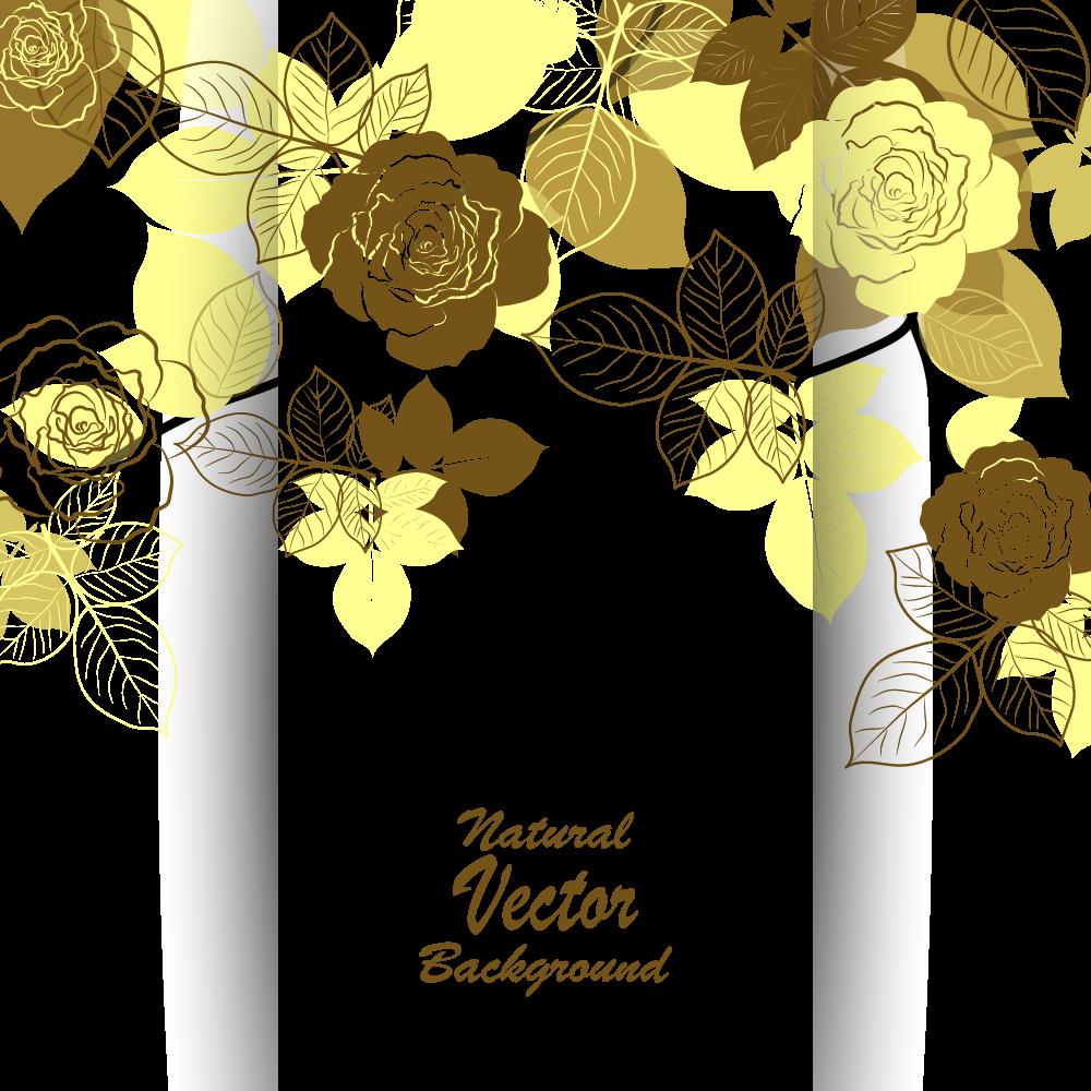 png free stock Wedding invitation Flower Euclidean vector Beach rose