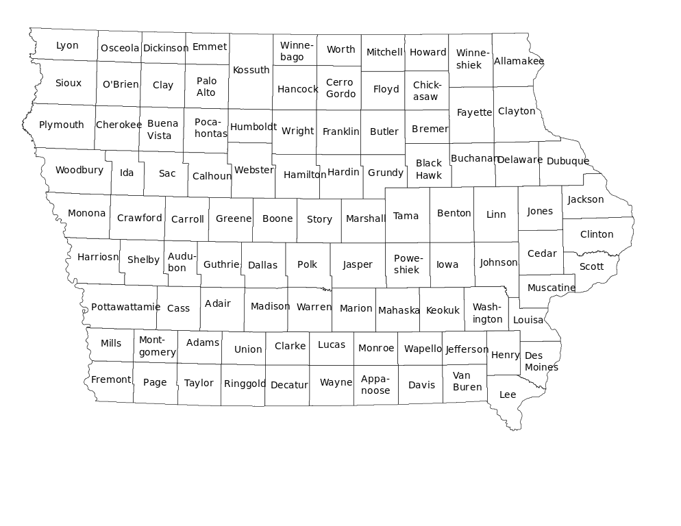 png transparent library iowa vector map #113817354