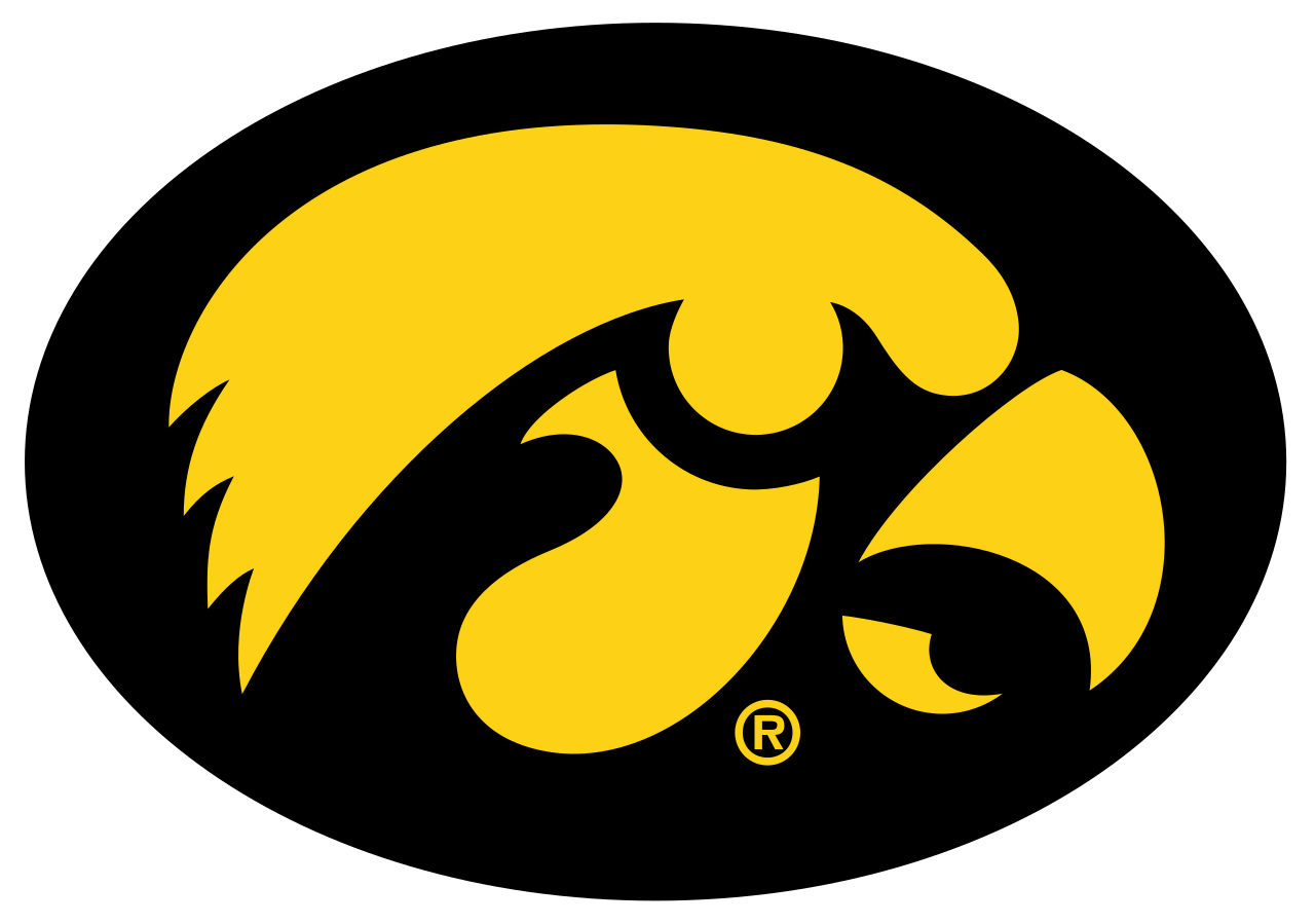 picture transparent library Iowa Hawkeye PNG Free Transparent Iowa Hawkeye