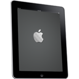clipart black and white stock Ipad clipart. Apple