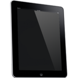 picture transparent stock Apple blank side icon. Ipad clipart transparent.