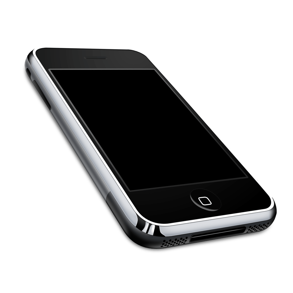 clip freeuse download Iphone clipart black and white. Gs transparent png stickpng