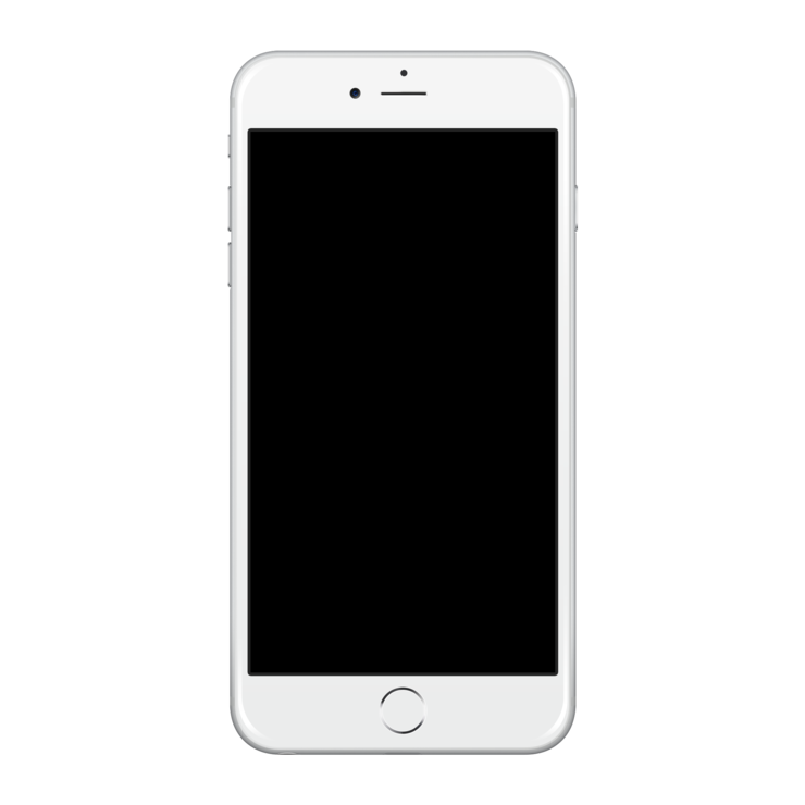 graphic transparent stock Iphone clipart black and white. Png image free icons