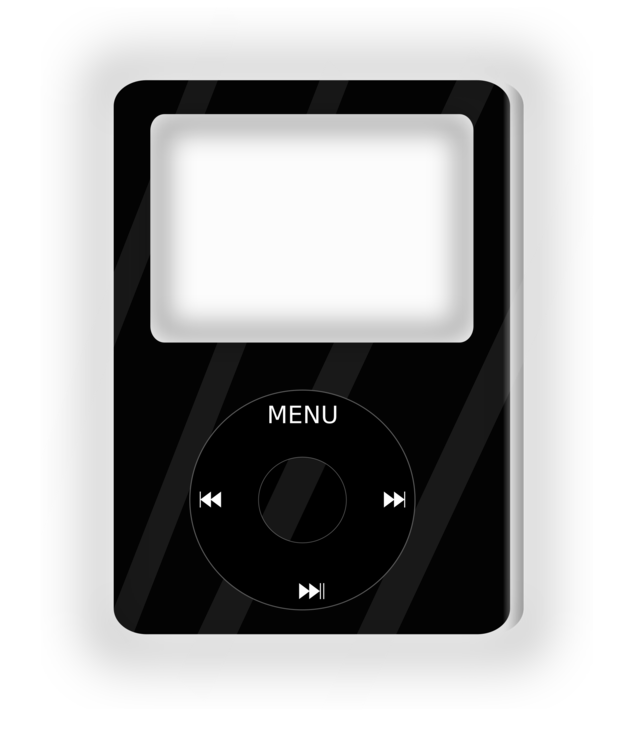 clipart royalty free library iPod touch iPod Shuffle MP