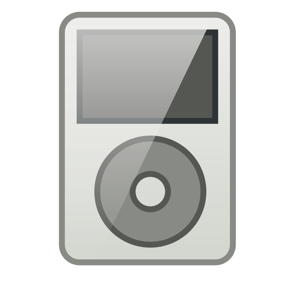 graphic library Apple Ipod Clipart