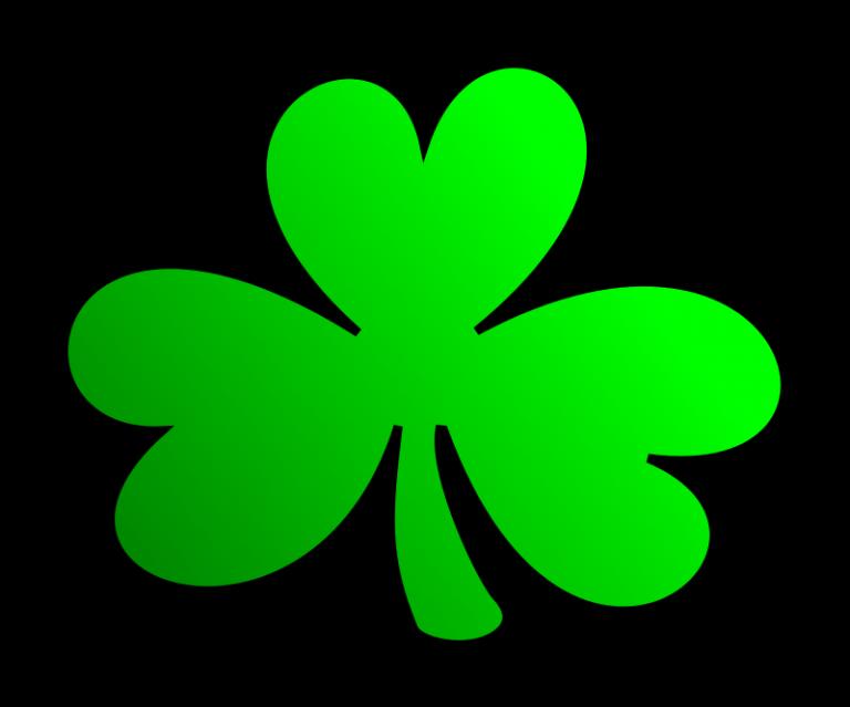 clip royalty free Irish clipart. Shamrock clip art copy.