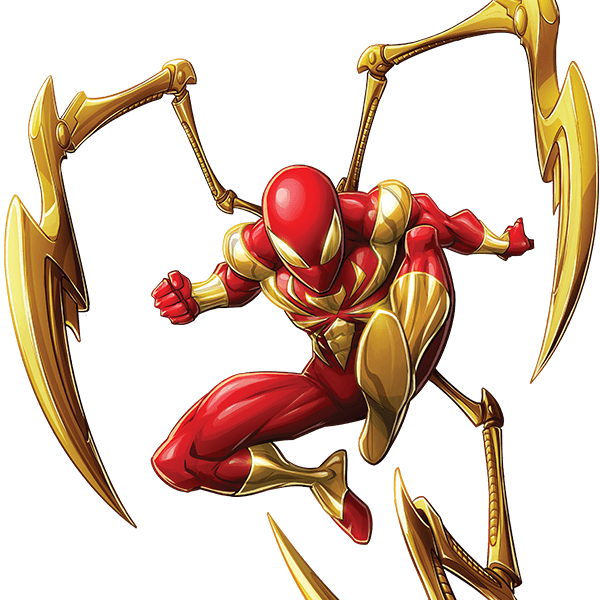 vector free library Iron Spider