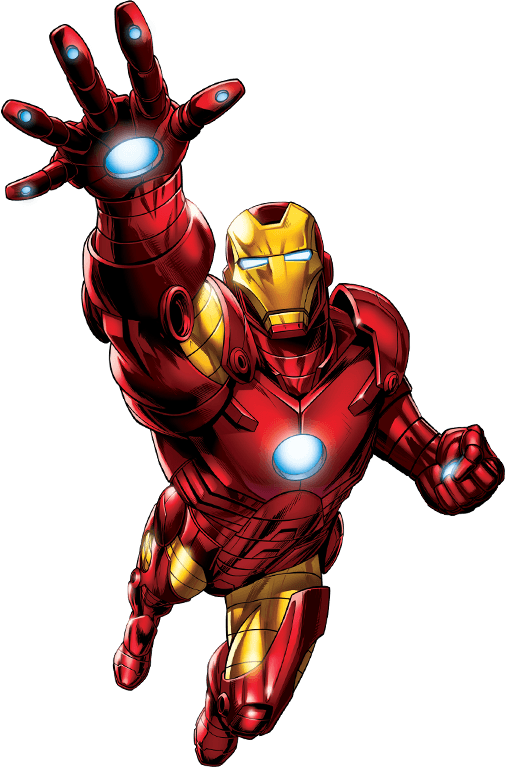 image transparent library Iron Man Hd High Quality Clipart Image Png