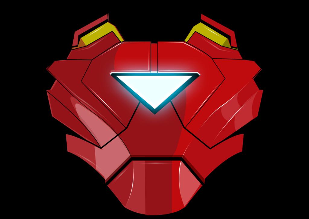 clip free download Iron Man Chest Mk