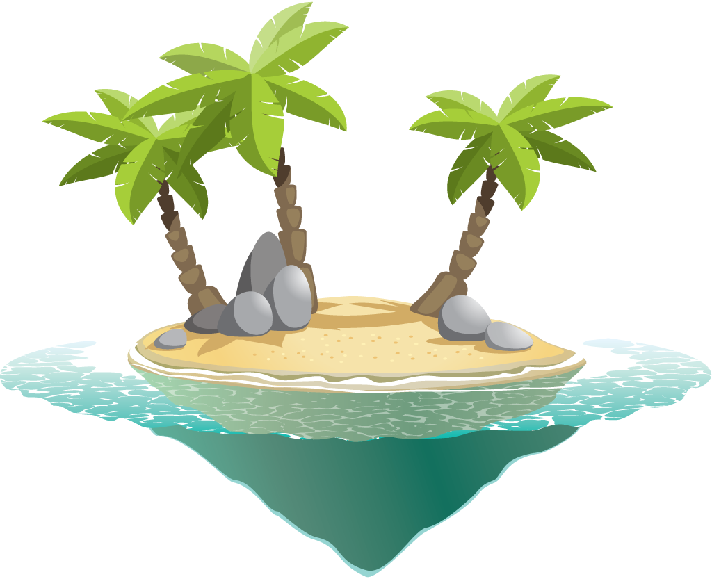 royalty free Island PNG Images Transparent Free Download