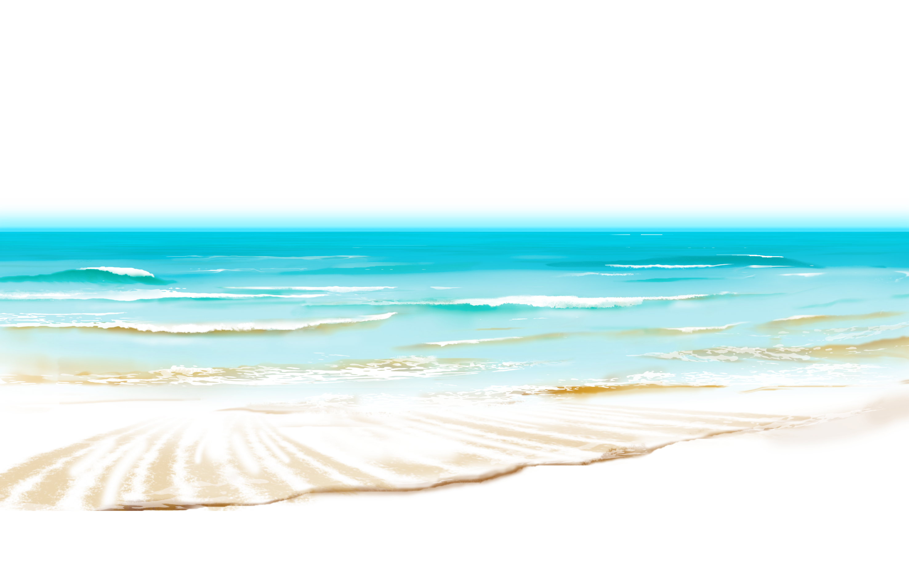 graphic royalty free library Sea ground png clipart. Transparent beach shore