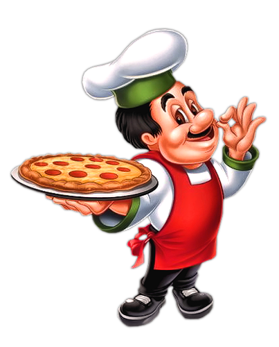 jpg free library vector pizza chef #108231604