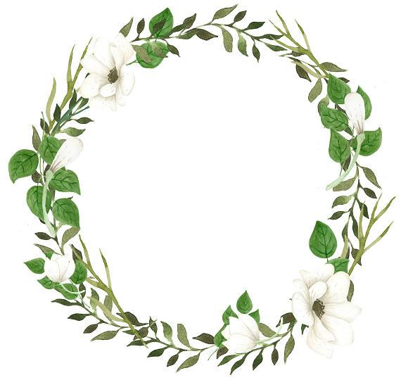 picture freeuse library Ivy wreath clipart. Station