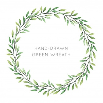 image royalty free stock Ivy wreath clipart. Station