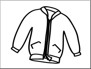 banner transparent Clip art basic words. Jacket clipart.
