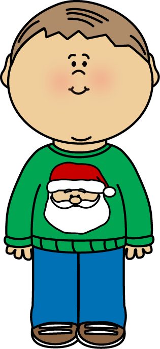 picture free library Sweater Clip Art