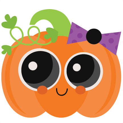 banner Cute jack o lantern. Why clipart svg