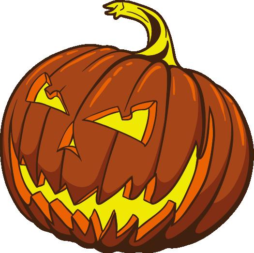 image library download Squash drawing. Jack o lantern calabaza