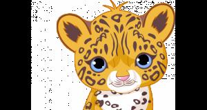 banner download Cilpart classy design png. Jaguar clipart.
