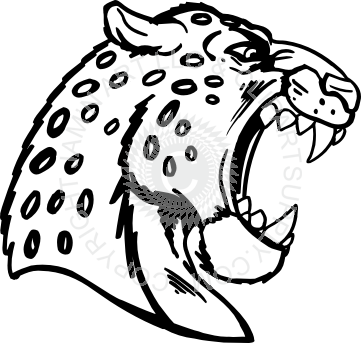 png royalty free stock jaguar Head Vector