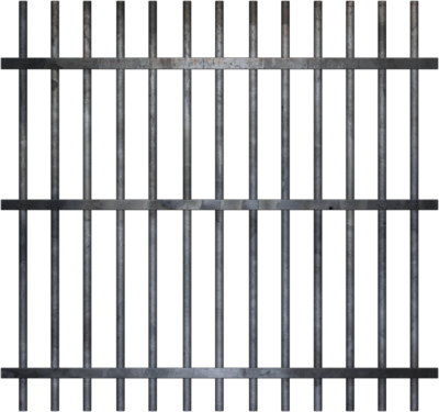 banner royalty free library Bars . Jail clipart