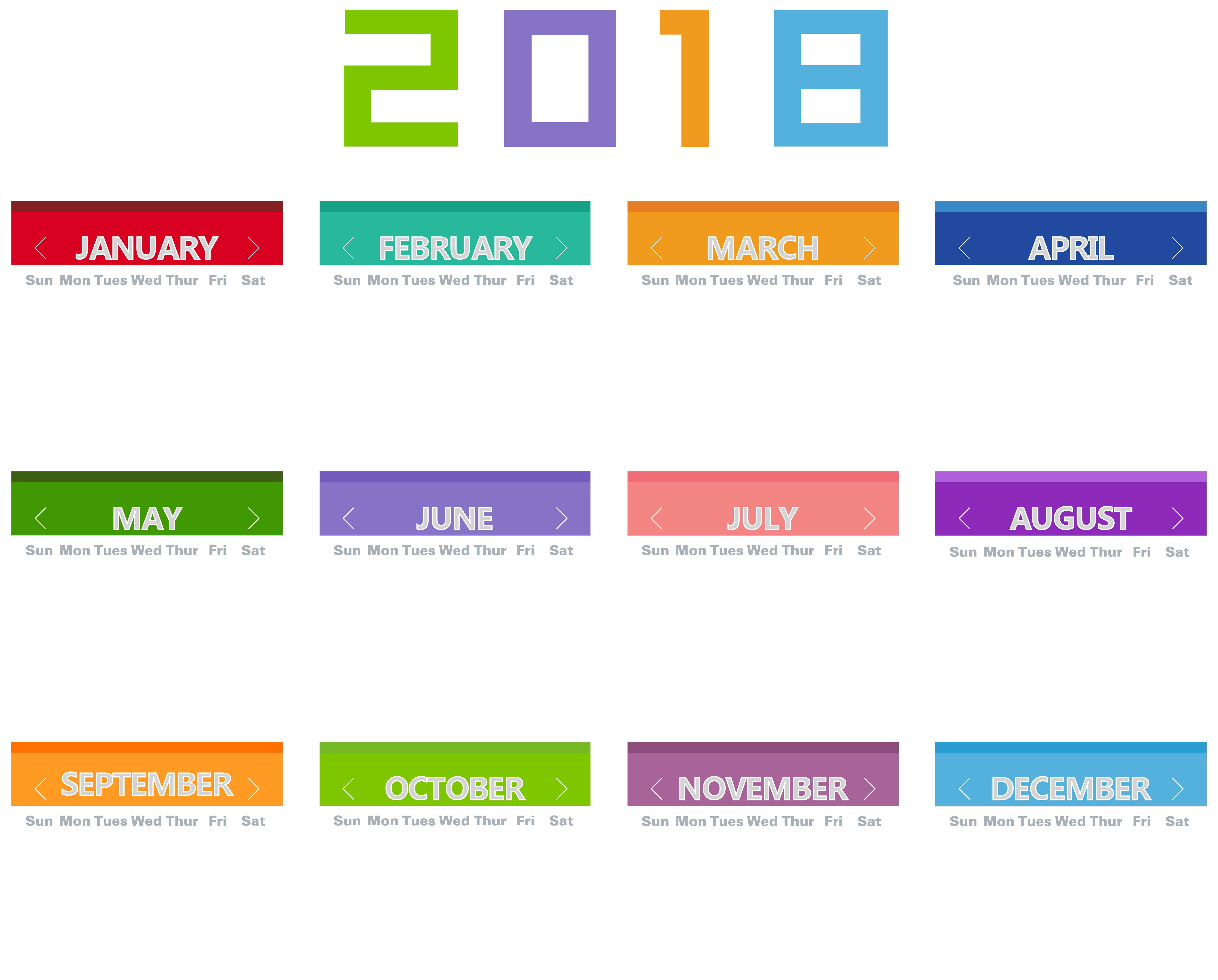 clipart royalty free library January clipart for calendars.  calendar transparent png.