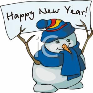 image royalty free library Happy monday clip art. January clipart free.