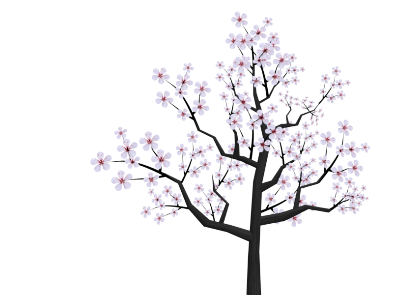 clipart royalty free Japanese cherry blossom tree clipart. Drawing tumblr at getdrawings.