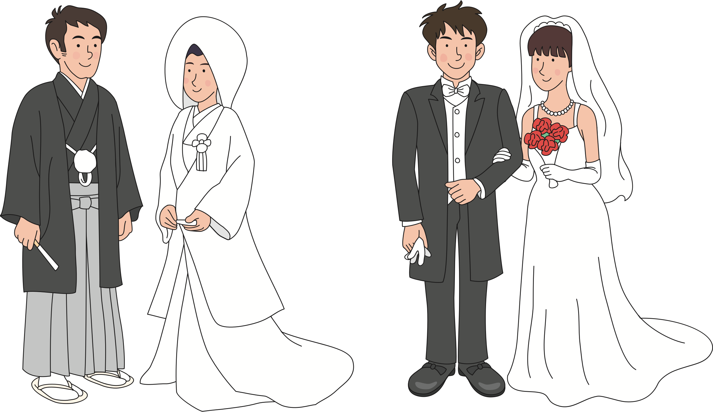 svg freeuse library Wedding free on dumielauxepices. Japanese clipart clothes japan