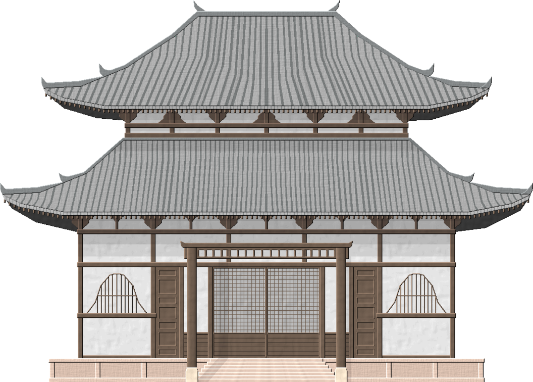 clip royalty free download Japanese Temple Drawing at GetDrawings