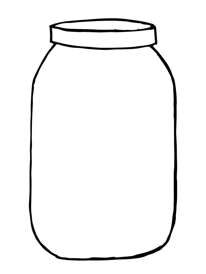 freeuse library Jar clipart. Sweetly scrapped mason love.
