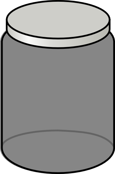 vector library stock Clip art at clker. Jar clipart.