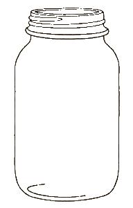 jpg transparent Mason . Jar clipart.