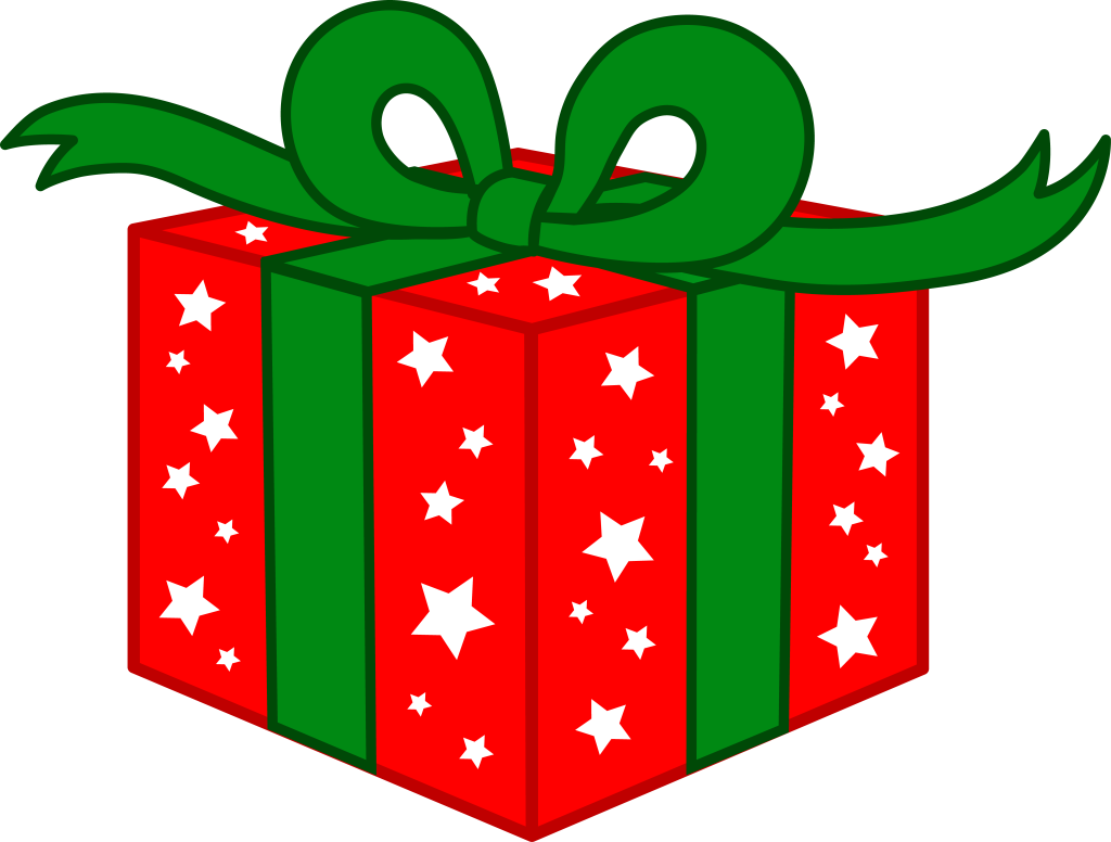jpg royalty free download Christmas Gift Clipart at GetDrawings