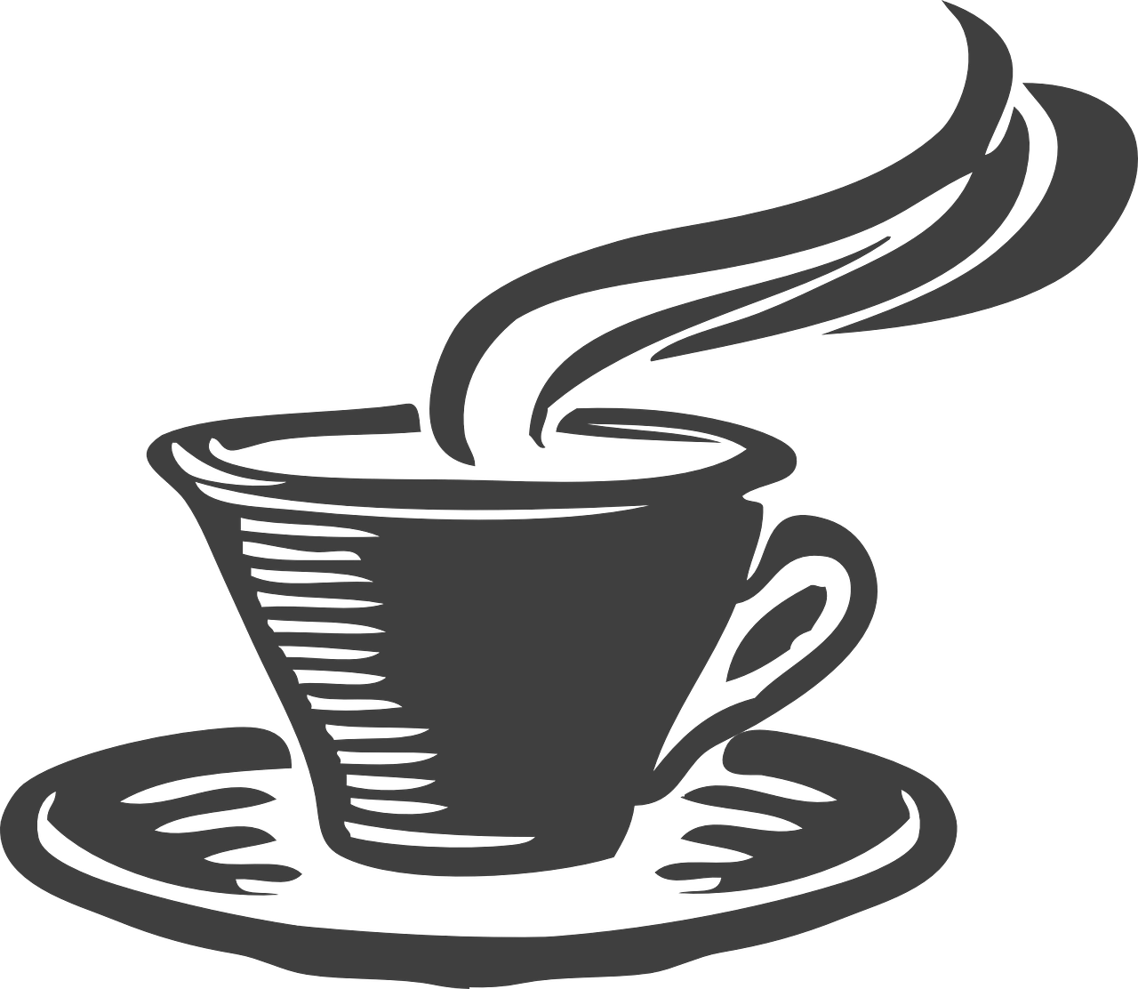 svg black and white download Vector coffee infographic. You can install java