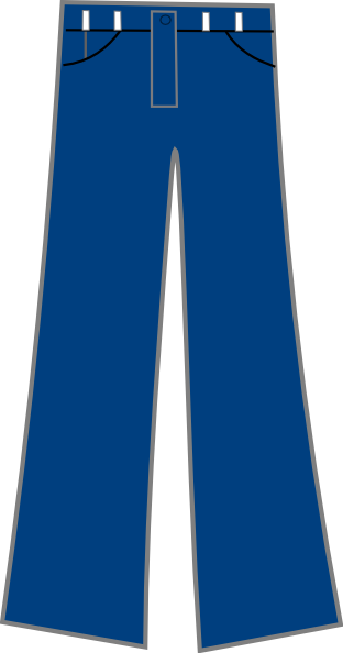 jpg Cartoon . Jeans clipart.