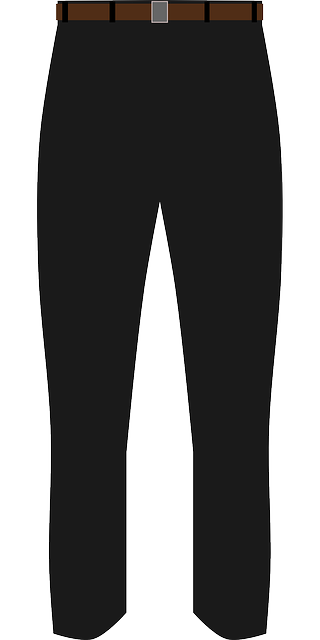 clipart Vector clothing celana. Pants trousers fashion png