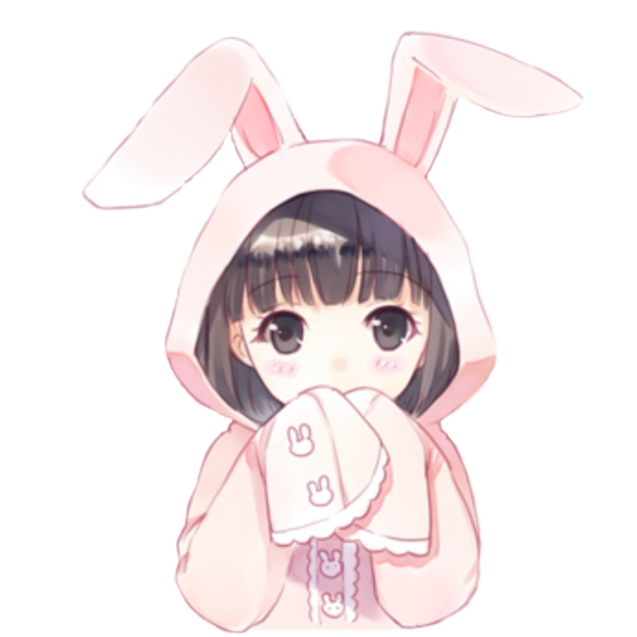 banner freeuse Anime Bunny Drawing at GetDrawings
