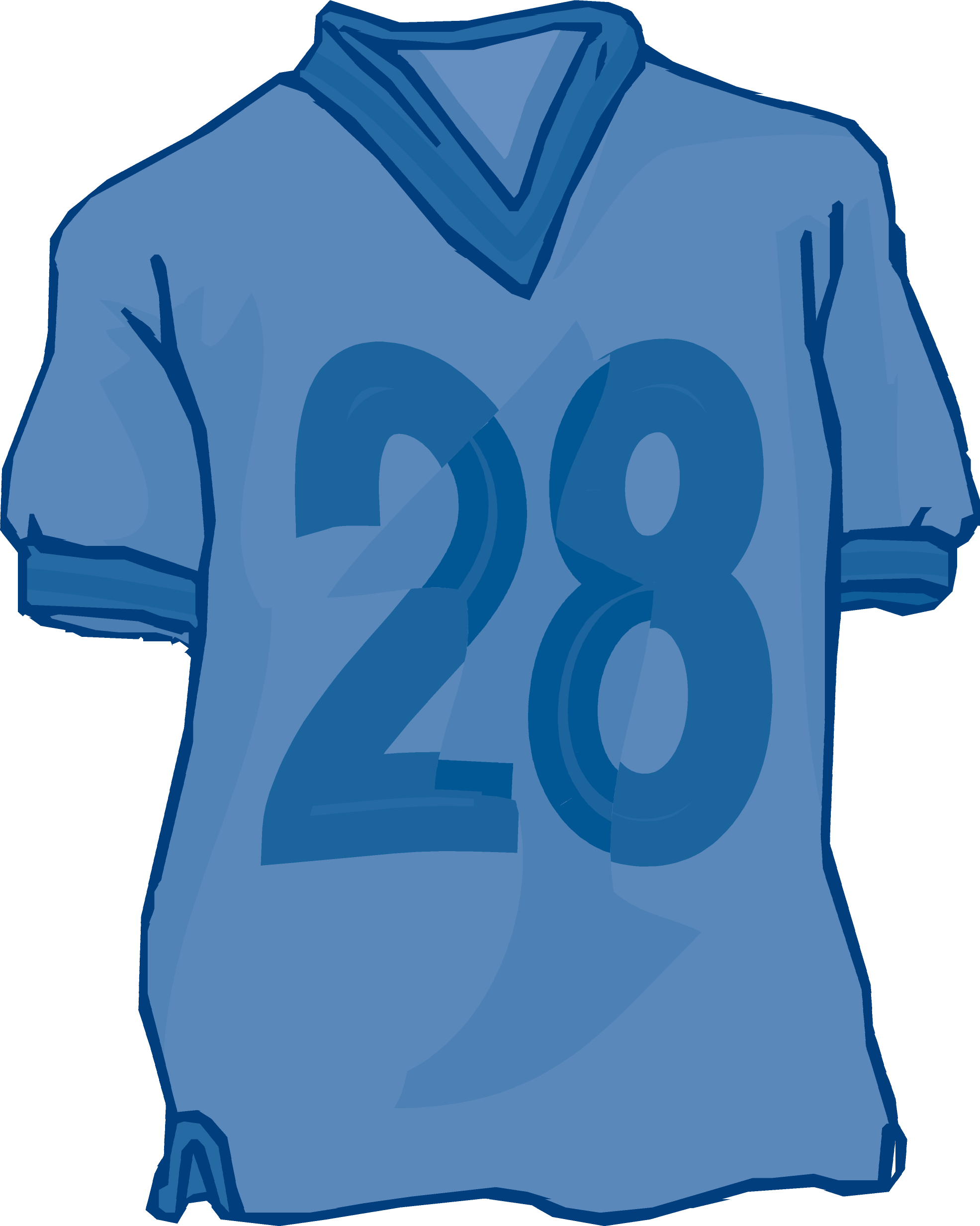 picture black and white library Jersey clipart. Free sports cliparts download