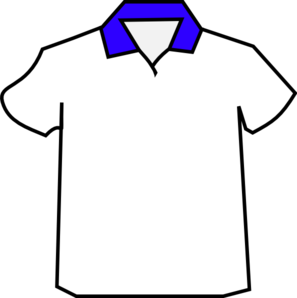 svg black and white library Clothes vector blouse. Soccer shirt clipart