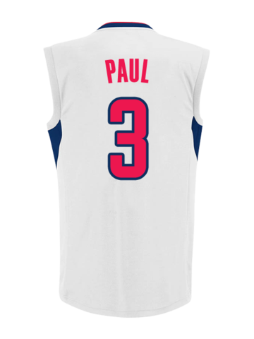 banner stock chris paul jersey youth