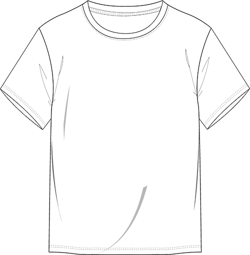clipart free  collection of basic. Drawing sweaters shirt