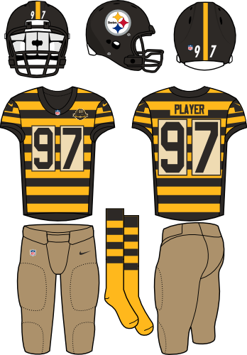 vector black and white stock jersey drawing steelers #98340429
