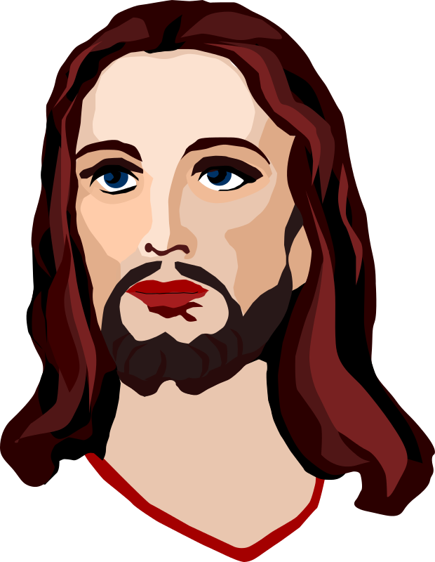 clip royalty free download  e cd b. Jesus clipart