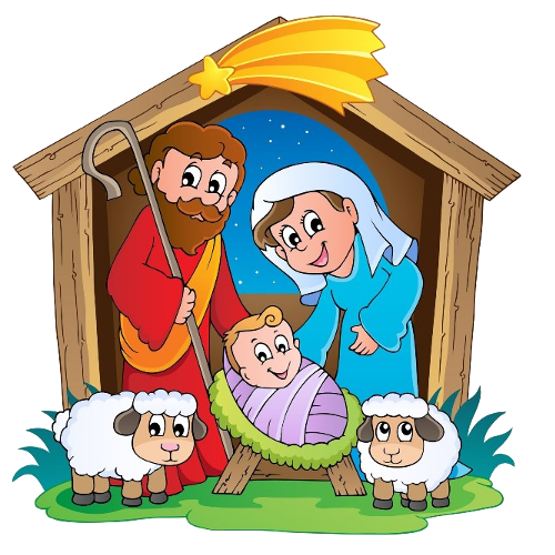 banner transparent download Nativity scene Nativity of Jesus Manger Clip art
